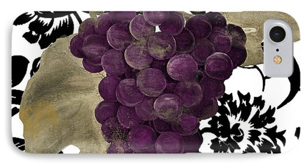Grapes Suzette IPhone Case by Mindy Sommers