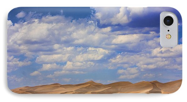 Great Colorado Sand Dunes Mixed View Phone Case by James BO  Insogna