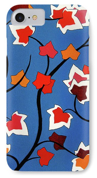 Green Shoots Of Recovery IPhone Case by Oliver Johnston