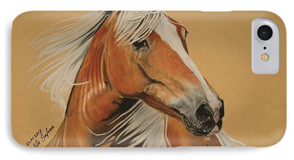 Haflinger  Phone Case by Melita Safran
