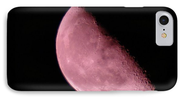 Half The Moon  Phone Case by Jeff Swan