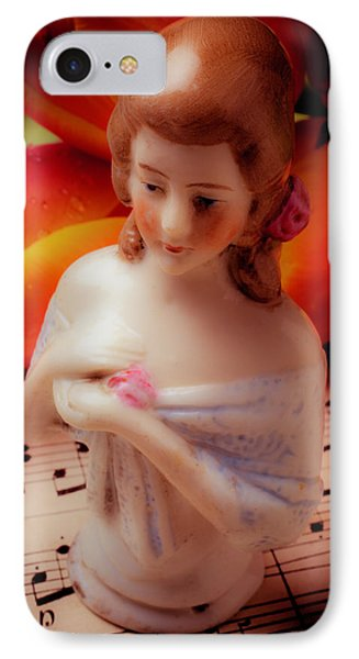 Hall Doll IPhone Case by Garry Gay