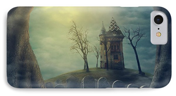 Halloween  IPhone Case by Jelena Jovanovic