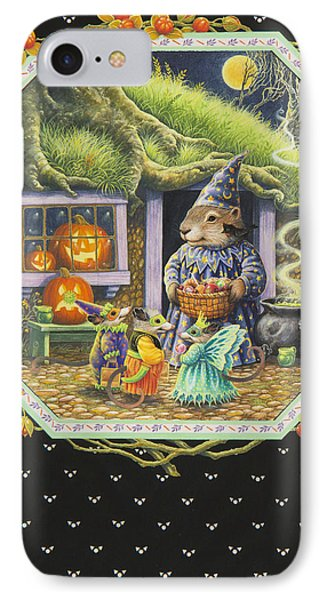 Halloween Treats IPhone 7 Case by Lynn Bywaters