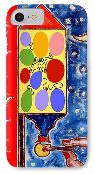 Happy New Year 47 Phone Case by Patrick J Murphy