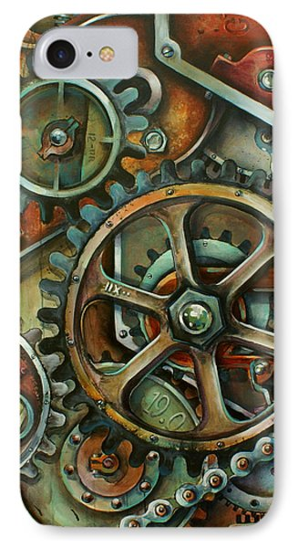 'harmony 3' Phone Case by Michael Lang