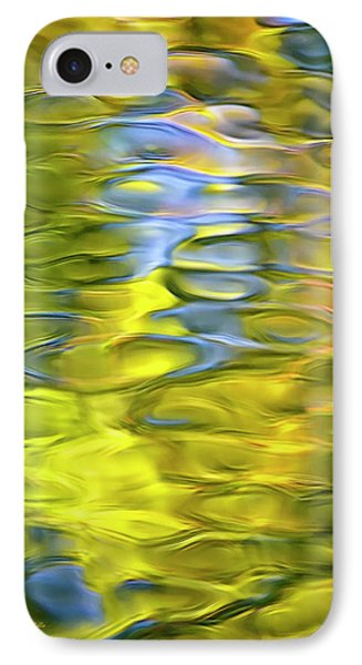 Harvest Gold Mosaic Phone Case by Christina Rollo