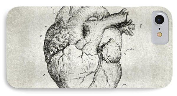 Heart IPhone Case by Taylan Apukovska