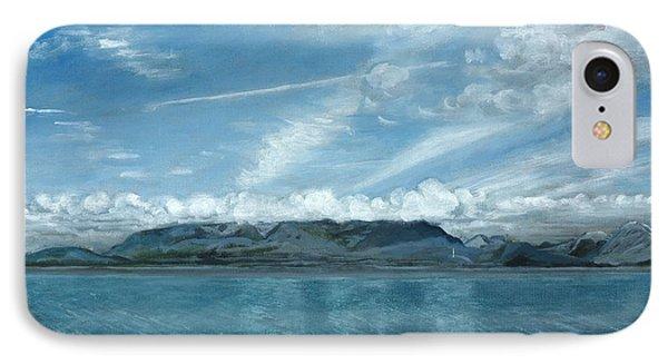 Hebridean Isle IPhone Case by Margaret Hartnett