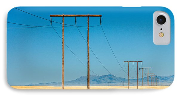High Voltage IPhone Case by Todd Klassy