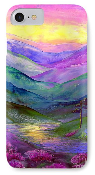 Highland Light IPhone Case by Jane Small