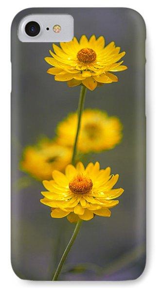 Hillflowers IPhone Case by Az Jackson