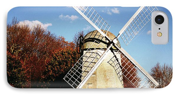 Historical Windmill Phone Case by Lourry Legarde