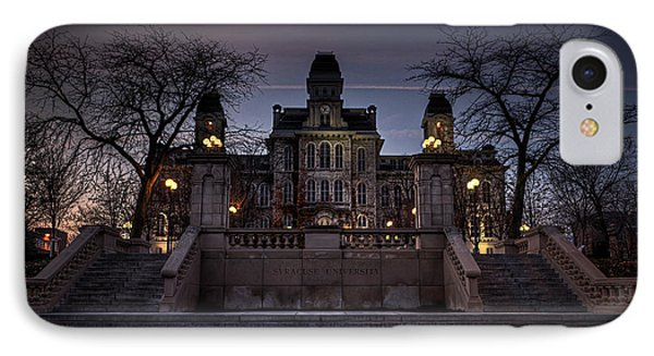 Hogwarts - Hall Of Languages IPhone Case by Everet Regal