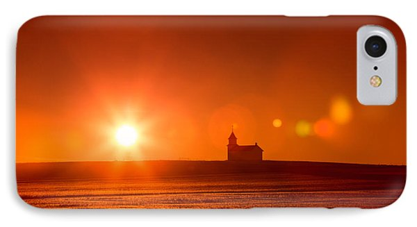 Holy Light IPhone Case by Todd Klassy