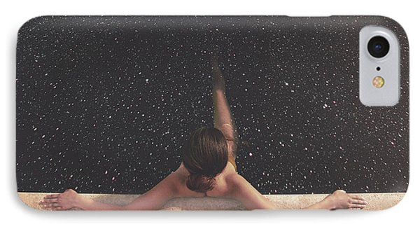 Holynight IPhone Case by Fran Rodriguez