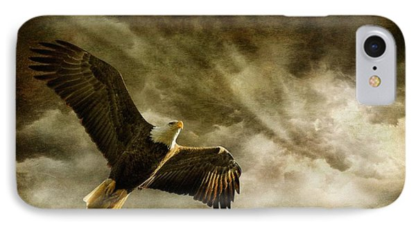 Honor Bound IPhone 7 Case by Lois Bryan