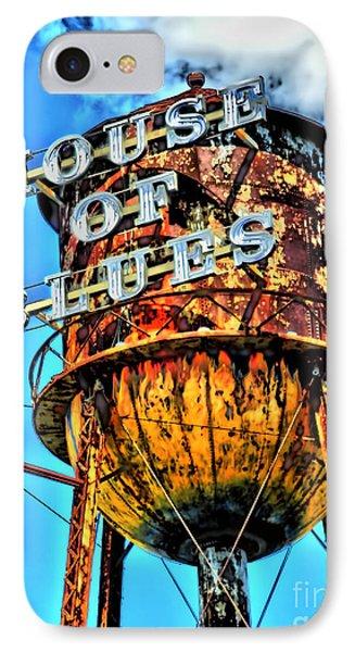 House Of Blues Orlando Phone Case by Corky Willis Atlanta Photography