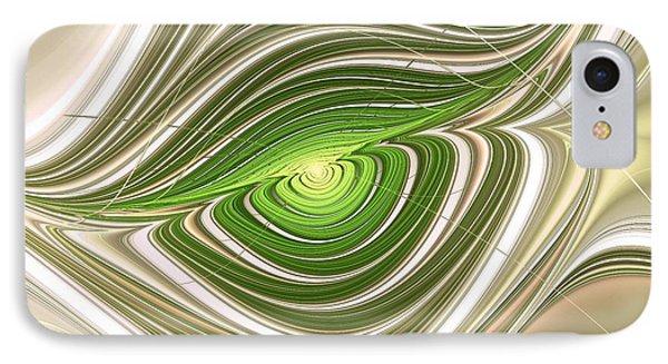 Hypnotic Eye IPhone Case by Anastasiya Malakhova