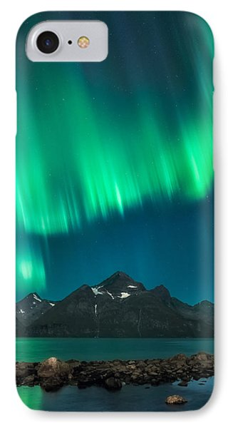 I See Fire IPhone Case by Tor-Ivar Naess