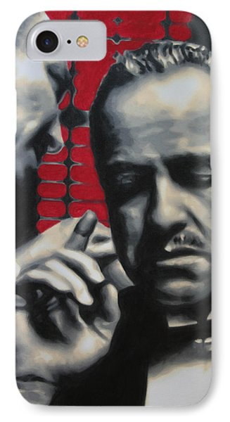 I Want You To Kill Him 2013 IPhone Case by Luis Ludzska