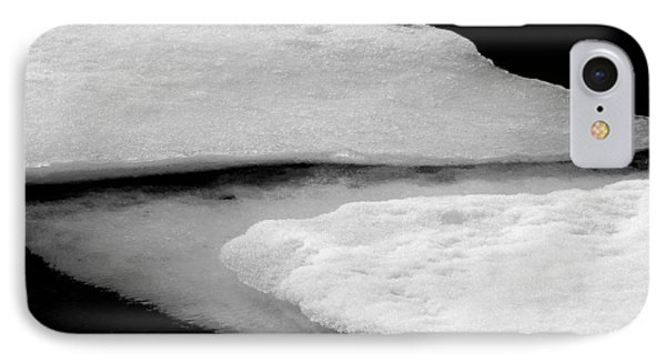 Ice Flow IPhone Case by Dave Bowman