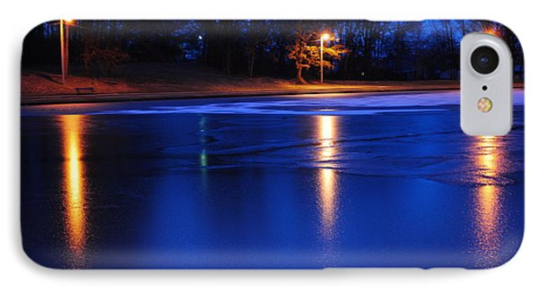Icy Glow IPhone Case by Frozen in Time Fine Art Photography