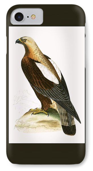 Imperial Eagle IPhone Case by English School