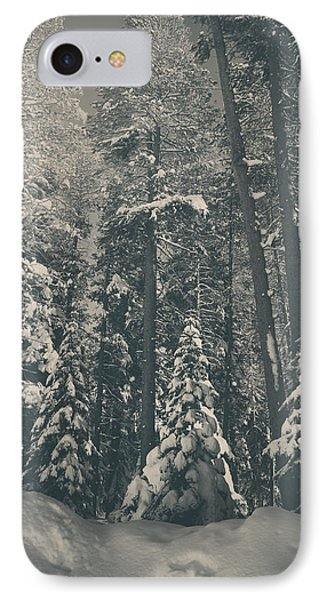 In Time IPhone Case by Laurie Search