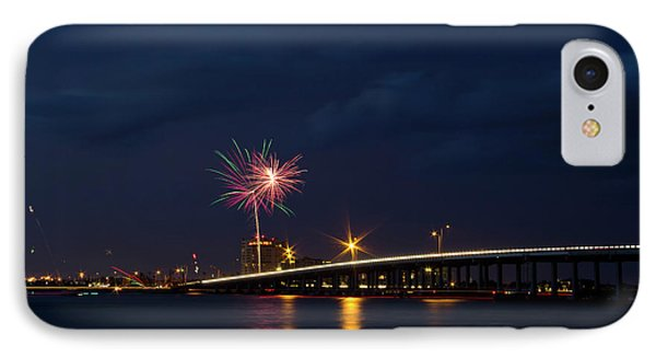 Independence On The River Phone Case by Nicholas Evans