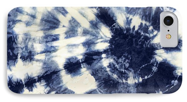 Indigo Iv IPhone Case by Mindy Sommers