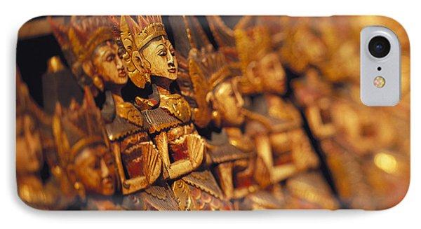 Indonesian Dolls Phone Case by Dana Edmunds - Printscapes