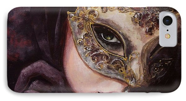 Ingredient Of Mystery  Phone Case by Dorina  Costras