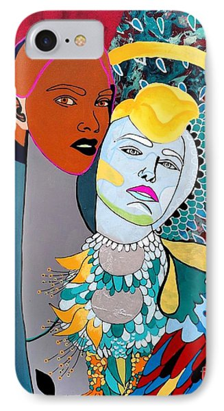 Inhaled Soul IPhone Case by Amy Sorrell
