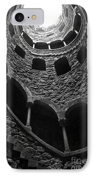 Initiation Well IPhone Case by Carlos Caetano