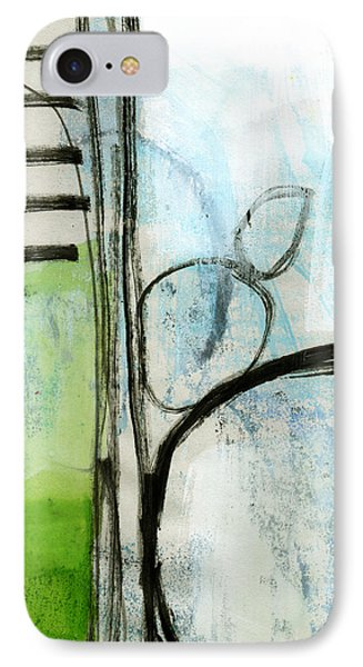 Intersections #35 IPhone Case by Linda Woods
