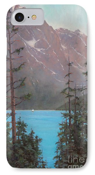 Into Summer  IPhone Case by Lori  McNee