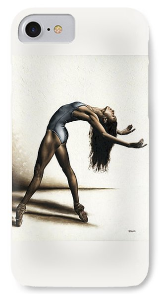 Invitation To Dance IPhone Case by Richard Young