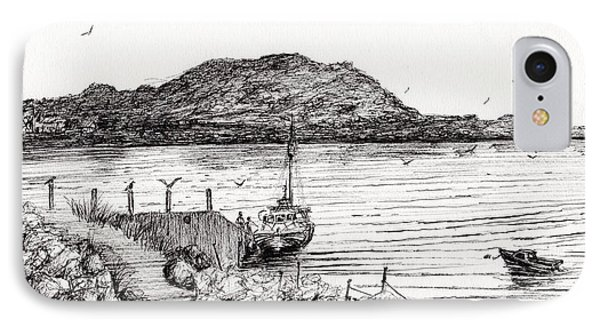Iona From Mull IPhone Case by Vincent Alexander Booth