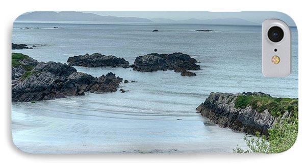 Irish Tidal Pool Phone Case by Douglas Barnett