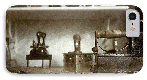 Iron, 19th Century Phone Case by Granger