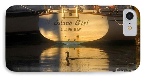 Island Girl Phone Case by David Lee Thompson