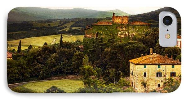 Italian Landscape Phone Case by Marilyn Hunt
