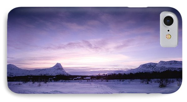 January IPhone Case by Tor-Ivar Naess