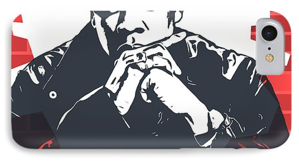 Jay Z Graffiti Tribute IPhone 7 Case by Dan Sproul