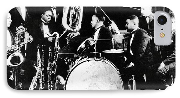 Jazz Musicians, C1925 IPhone 7 Case by Granger