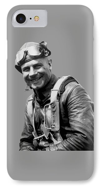 Jimmy Doolittle Phone Case by War Is Hell Store