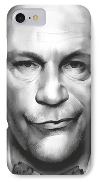 John Malkovich IPhone Case by Greg Joens