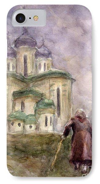 Journey Phone Case by Svetlana Novikova