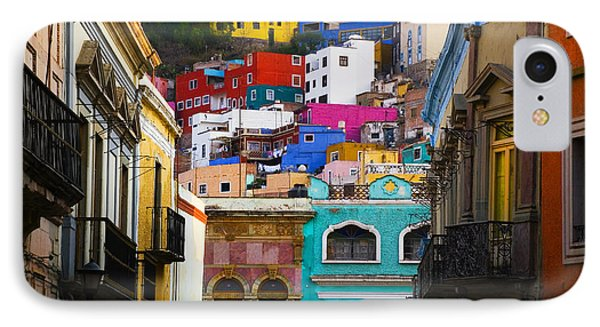 Juegos In Guanajuato Phone Case by Skip Hunt